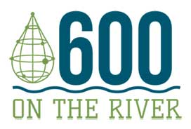 600 On The River Logo